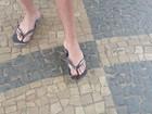 Estudante se atrasa, perde prova da Fuvest e machuca o pé em Piracicaba