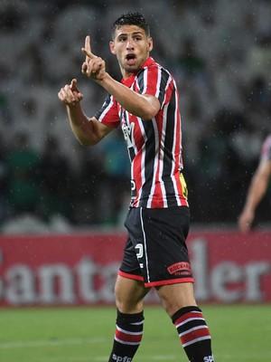 Jonathan Calleri São Paulo (Foto: AFP)