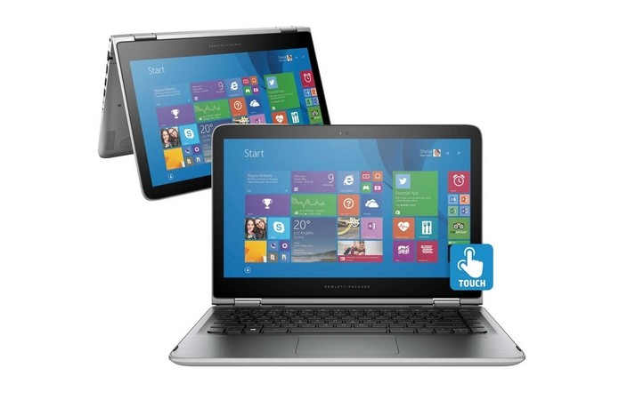 Notebook 2 em 1 HP Pavilion x360 13-S103BR (Foto: Divulgação/HP)