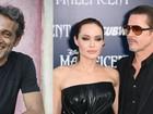 Domingos Montagner, Angelina Jolie, Brad Pitt e mais na Semana do EGO