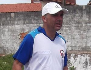 Baratz espera por reforços no Maranhão (Foto: Bruno Alves)