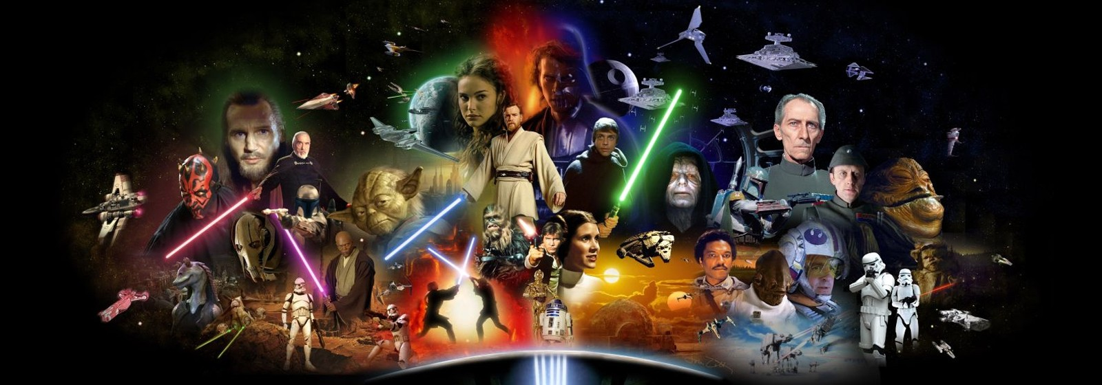 Especial May the 4th