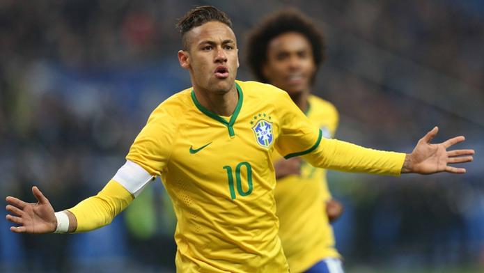 Neymar é a grande esperança do Brasil na Copa América 2015 (Foto: Divulgação/Fifa)