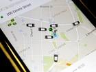 Motorista e passageiros são feitos reféns em assalto a Uber, em Brasília