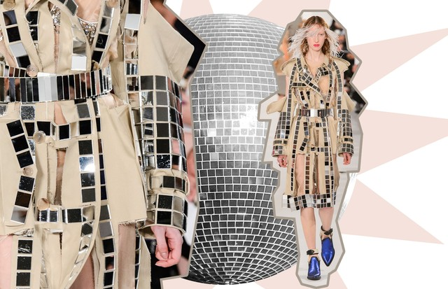 Shiny Disco Ball: Maison Margiela (Foto: Antonio Barros, ImaxTree e Getty)