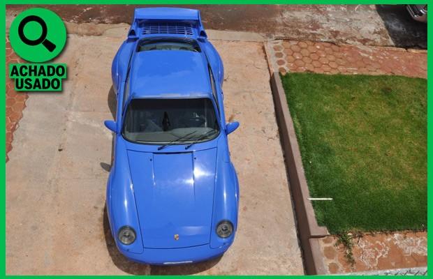 Achado Usado: Réplica do Porsche 933 GT2 (Foto: Reprodução)