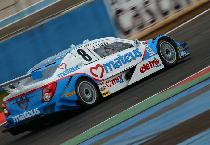 Stock Car volta a Curitiba, palco dos testes da pré-temporada, para 7ª etapa  (Foto: Carsten Horst/Hyset)