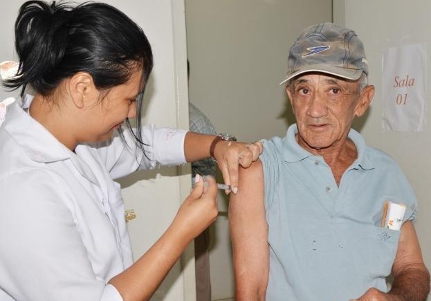 Maricá divulga balanço e supera meta de vacinação contra gripe (Foto: Fernando Silva/Divulgação Maricá)