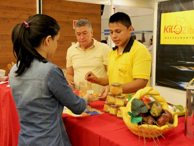 Restaurantes criaram pratos exclusivos com produtos regionais (Foto: Jamile Alves/G1 AM)