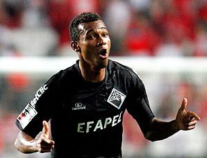 Laionel Ramalho acadêmica coimbra gol benfica (Foto: agência Reuters)