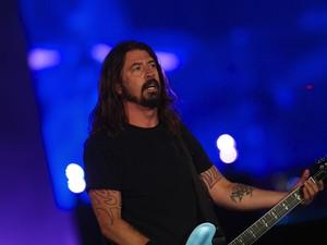 Show Foo Fighters Rio Grande do Sul Fiergs Porto Alegre David Grohl  (Foto: Duda Bairros/Time For Fun)