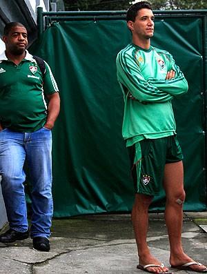 Thiago Neves, Fluminense (Foto: Nelson Perez / Fluminense. F.C.)