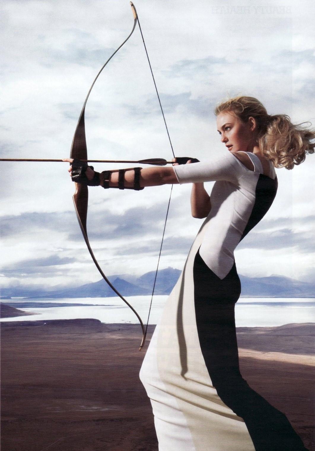 Sagitário (Foto: Camilla Akrans/ Vogue América)