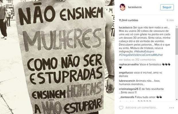Lucas Lucco (Foto: Instagram / Reprodução)