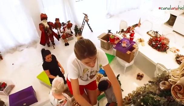 Natal Ana Hickmann (Foto: Instagram/Reprodução)