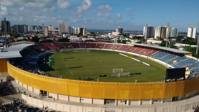 Arena Batistão (Foto: Júnior Prado)