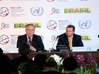 Documento oficial da Rio+20 ainda é alvo de divergências entre delegações