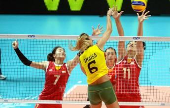 Sábado com Brasil x Argentina e as semis do Mundial de Vôlei no SporTV