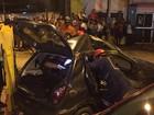 Colisão entre carro e moto deixa um morto e três feridos no Recife