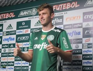 Fabiano Palmeiras (Foto: Felipe Zito)