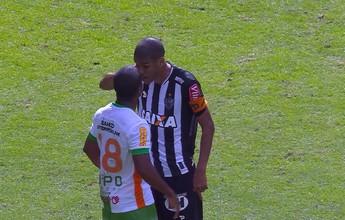 "Após discussão, Leonardo Silva pede desculpas a Borges: ""Me arrependi"""