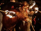 Turismo turbina corrida de touros e gera mortes na Espanha