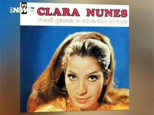 Clara Nunes - Você passa, eu acho graça (Foto: Globo News)