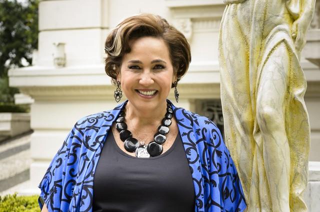 Claudia Jimenezes (Foto: Divulgação/TV Globo)