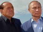 Na Crimeia, Putin e Berlusconi geram processo penal por abrir xerez de 1775