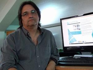 Joaquim Ramos de Carvalho é o vice-reitor da Universidade de Coimbra (Foto: UC/ Divulgação)