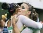 De volta aos Jogos, Jade se emociona com classificação da equipe do Brasil