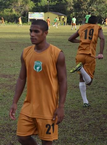 Felipinho, lateral do Tapajós (Foto: Gustavo Campos/GloboEsporte.com)
