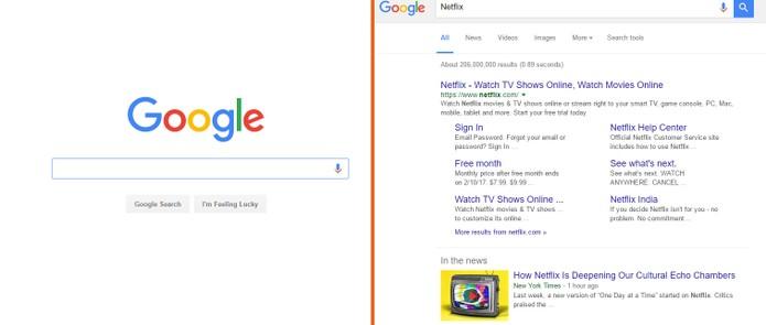 Faça suas buscas no Google dos Estados Unidos pelo PC (Foto: Reprodução/Barbara Mannara)