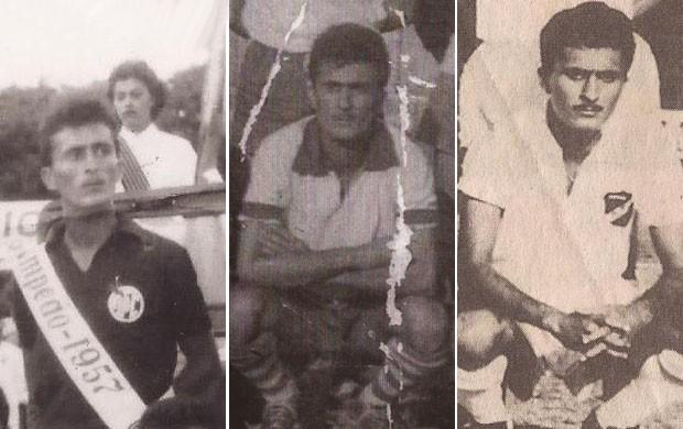 Wallace Costa foi ídolo de América-RN, Alecrim e ABC (Foto: Ribamar Cavalcante/Arquivo pessoal)