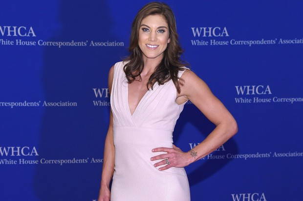 Hope Solo (Foto: Larry Busacca/Getty Images)