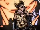 Aerosmith fecha Monsters of Rock em show para 30 mil fãs em SP