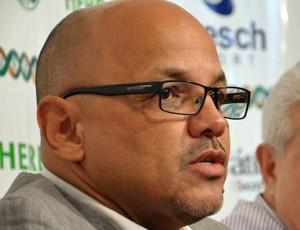 Geraldo Delamore Juventude técnico  (Foto: Divulgação/Juventude)
