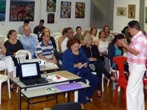Curso de Histórias da Música vai até 6 de junho (Foto: Divulgação / Prefeitura de Rio Preto)