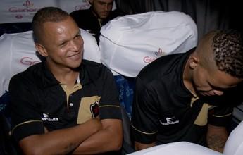 """Botafogo-PB chega ao Piauí, e Warley pede """"toda a precaução possível"""""""