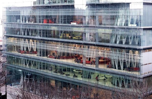 Sendai Mediatheque (2001), no Japão, que atravessou incólume ao tsunami de 2011 (Foto: Tomio Ohashi)