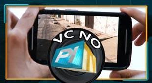 Aplicativo lançado há meses pela TV Clube já é utilizado por mais de 9 mil usuários (Foto: Katylenin França/TV Clube)