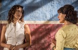 Tereza é pressionada para contar a Miguel que ele é filho de Santo