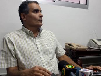 Marco Paiva Diz Que JÁ havia Comunicado Sobre Problemas na Rede Elétrica (Foto: Raquel Freitas / G1)