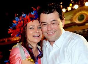 Se Eduardo Braga for para o governo, sua mulher assumirá vaga no Senado