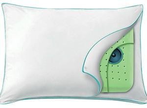 SoftSound Pillow Speaker, da Brookstone (Foto: Divulgação)