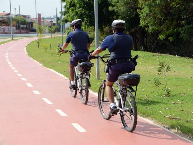 GCMA Sorocaba começou com 56 guardas e hoje tem um efetivo de 431 agentes (Foto: Emerson Ferraz)
