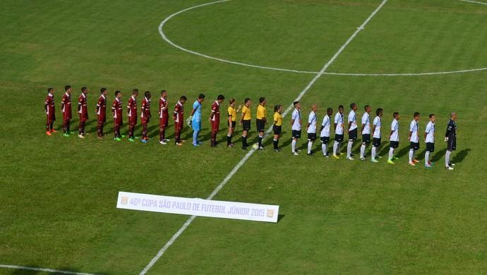 Inter de Limeira x Desportiva Ferroviária Copa São Paulo de Júnior (Foto: Guto Marchiori)