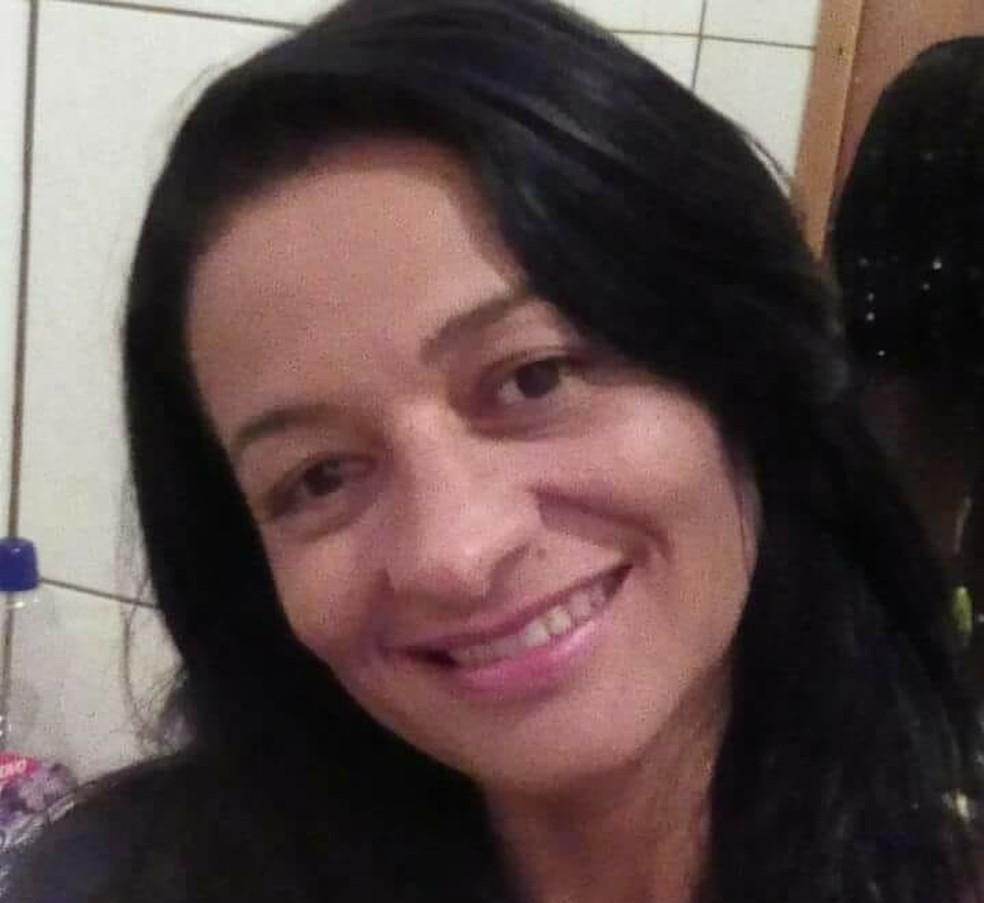 Cleide Vanda Félix dos Santos foi encontrada morta nessa terça-feira em Lucas do Rio Verde (Foto: Divulgação)
