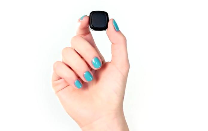 Dispositivo transmite localização do usuário quando pressionado (Foto: Reprodução/Kickstarter)