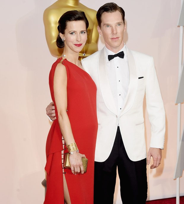 Sophie Hunter no Oscar 2015 (Foto: Getty Images)